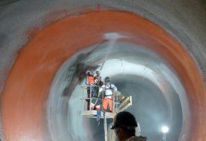 ایزولاسیون تونل با عایق های مایع