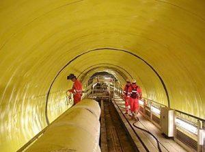 ایزولاسیون تونل با عایق های پانلی