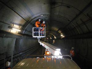 روش های اب بندی تونل