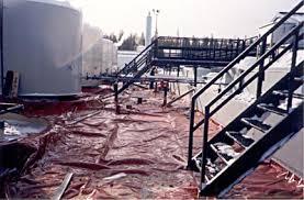 استخر ذخیره نفت